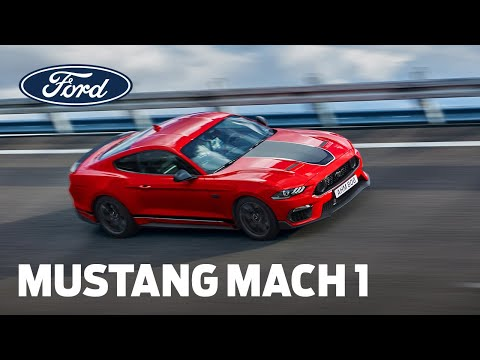 How fast is the new Ford Mustang Mach 1?