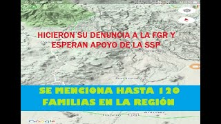 Cártel del 'Migueladas' desplazó a 100 familias en Parácuaro, Michoacán según informes del REFORMA