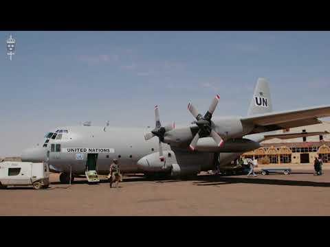 Flygande insats i Mali