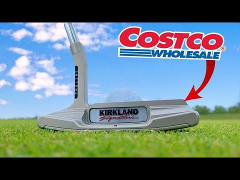 FIRST EVER COSTCO GOLF CLUB - Kirkland Signature KS1 Putter
