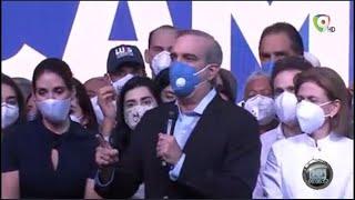 Democracia fortalecida: Abinader gana elecciones; Gonzalo, Leonel y Danilo lo felicitan   Hoy Mismo