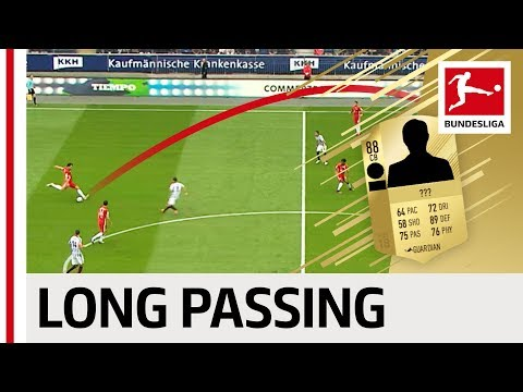 EA SPORTS FIFA 18 - Top 10 Best Long Passers: Thiago, Weigl & More