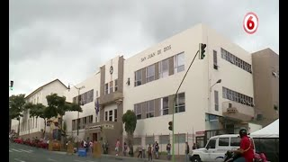 Cifra récord de hospitalizaciones por COVID-19 agudiza crisis en centros de salud