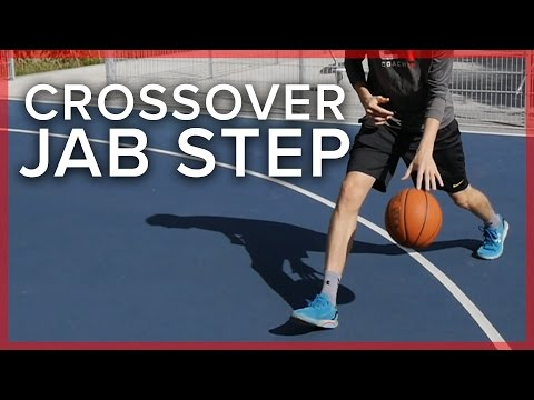 Crossover Jab Step | Basketball Skills