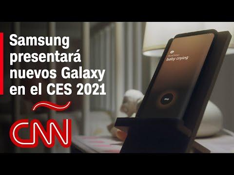 Samsung presenta sus dispositivos de forma virtual en el CES 2021