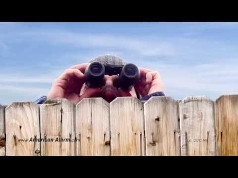 AMERICAN ALARM Nosy Neighbor 15D