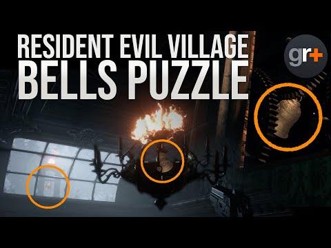 Resident Evil Village Bells Puzzle Solution