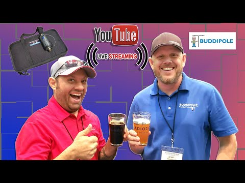 Buddistick Pro Livestream Discussion with Chris, W6HFP, from Buddipole