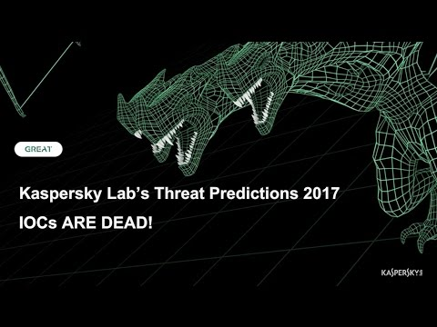Kaspersky Lab's Predictions 2017: Clues are Dead