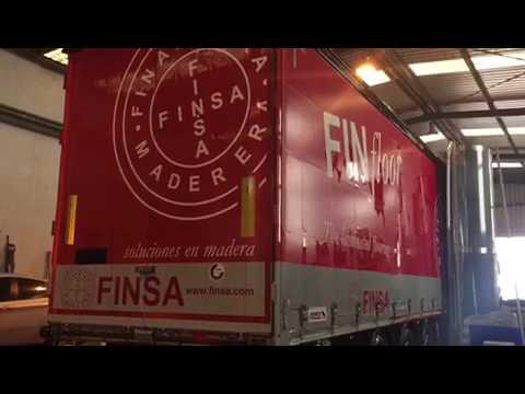 Máquina Diesel de Lavado:  Monocepillo de Camiones en Galicia