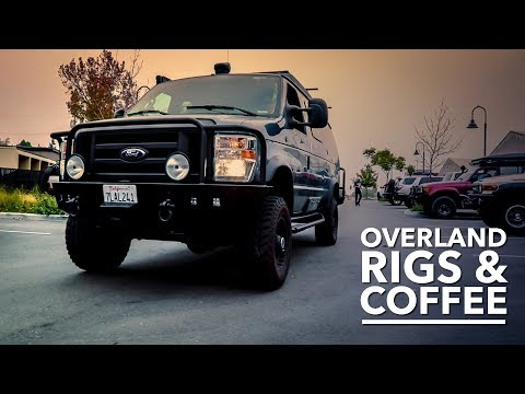 Overland Rigs and Coffee