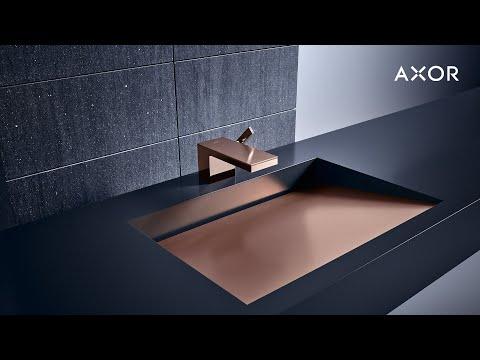 AXOR MyEdition | Grifería de baño individualizada