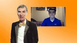 'Hey Bill Nye, Can We Use Giant Magnets to Build a Space Elevator?' #TuesdaysWithBill