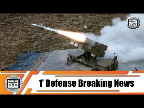 First live-firing test AMRAAM-ER Advanced Medium-Range Air-to-Air Missile Extended Range Raytheon