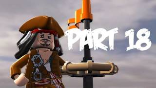 Lego Pirates of the Caribbean: Walkthrough Part 18 - Let's Play (Gameplay & Commentary)