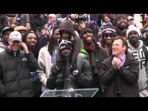 Final Drive: Ed Reed Returns To Baltimore