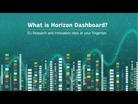 Horizon Dashboard tutorial: How to see SME participation in H2020 photo