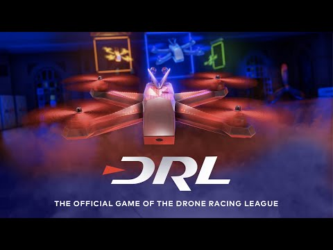 Drone Racing League is Now on Xbox