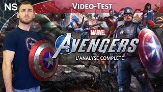 vidéo test Marvel's Avengers par The NayShow