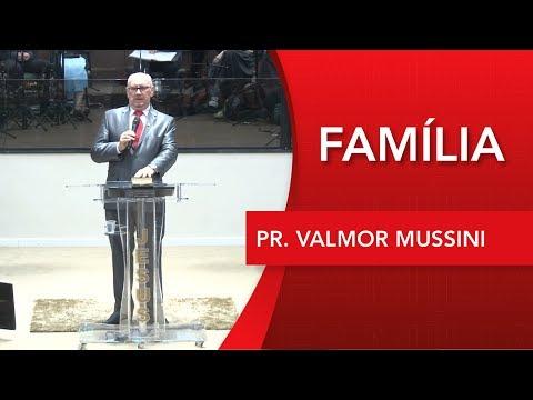 Pr. Valmor Mussini   Jesus se entregou por você   Isaias 53.1   27 10 2019