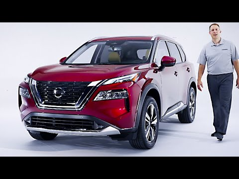 2021 NISSAN ROGUE / X-TRAIL ? Full Presentation ? New Hi-Tech SUV | Ready to fight the Toyota RAV4""