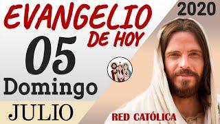 Evangelio de Hoy Domingo 05 de Julio de 2020 | REFLEXIÓN | Red Catolica