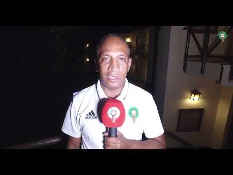 هذا هو مستجد الحالة الصحية للاعب البوجمعاوي قبل مباراة غينيا