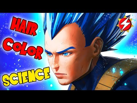 Dragon Ball Science: Super Saiyan Hair Colors Determined By Stars?