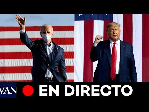 DIRECTO: Elecciones en Estados Unidos