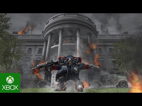 Metal Wolf Chaos XD - Gameplay Trailer
