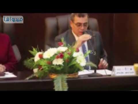 بالفيديو : محافظ الفيوم يشهد اللقاء الختامي للبرنامج التدريبي الحرفي