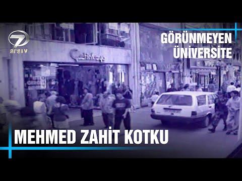 Görünmeyen Üniversite - Mehmed Zahid Kotku Belgeseli