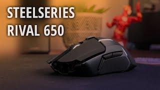 Vidéo-Test : SteelSeries Rival 650 | TEST | Encore meilleure en sans-fil !