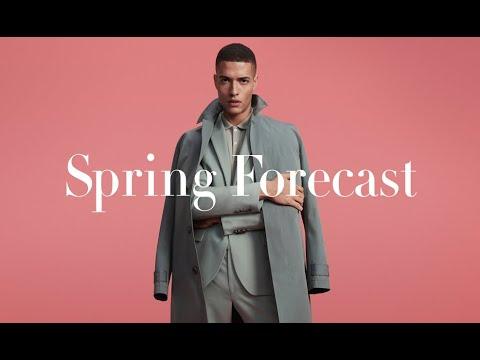 riverisland.com & River Island voucher code video: Spring Forecast 2020 // Mens Fashion // River Island