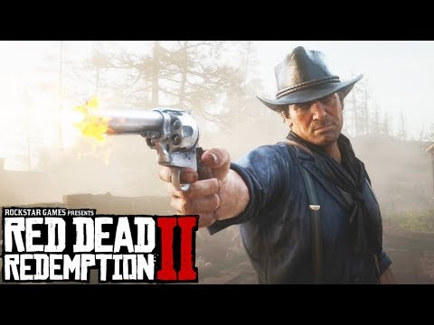 RED DEAD REDEMPTION 2 NEW Gameplay Demo - Red Dead Redemption 2 Official Trailer (Xbox One/PS4)