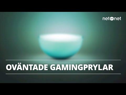 Nytt gamingrum? Alla gamingtillbehör du behöver I NetOnNet