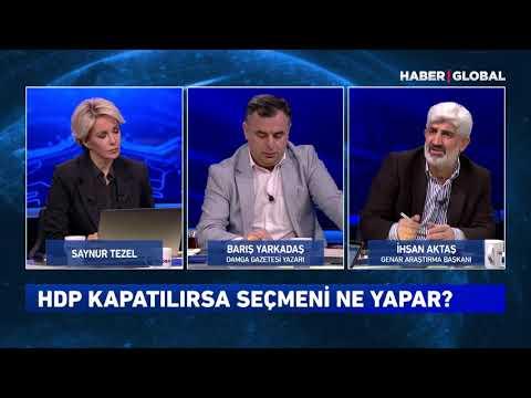 İhsan Aktaş: HDP Seçmeni Partisine Gönül Koydu