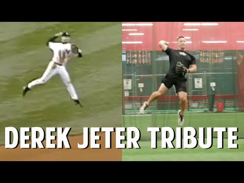 Derek Jeter Tribute | Hall of Fame 2020