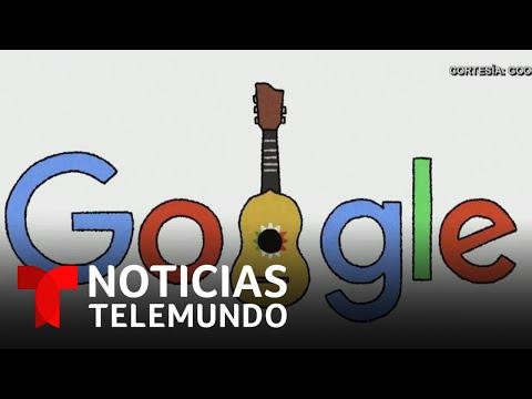 Google rinde homenaje al mariachi con un doodle en video