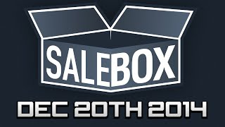Salebox - Holiday Sale - December 20th, 2014