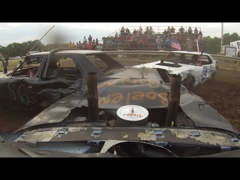 #78 ONBOARD BONE STOCK DEMOLITION DERBY