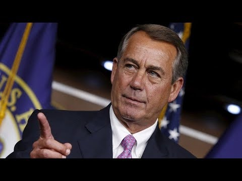 John Boehner: Hannity Is An 'Idiot', Cruz Is A 'Miserable SOB'