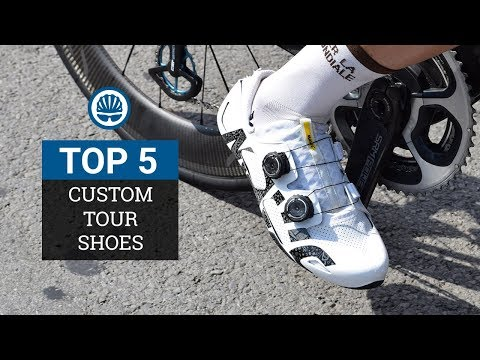 Top 5 - Custom Tour de France Shoes