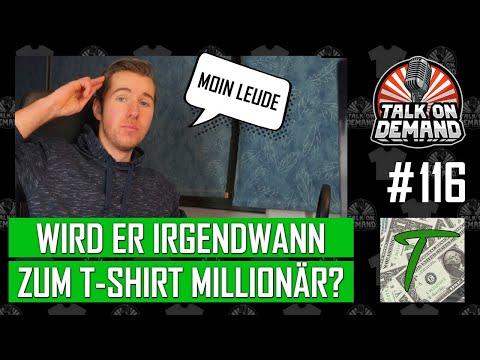 Episode 116 – Auf der Überholspur mit @Road to T-Shirt Millionär