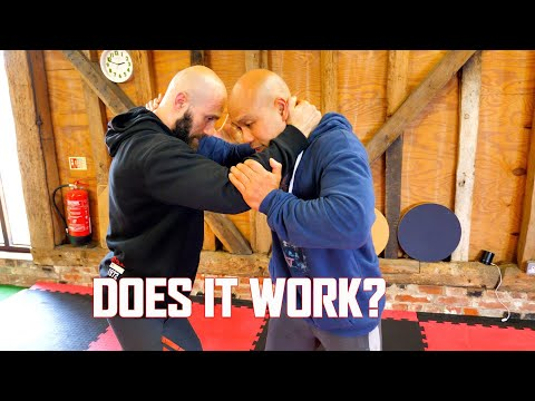 Clinch control in Self defence is effective? | Master Wong