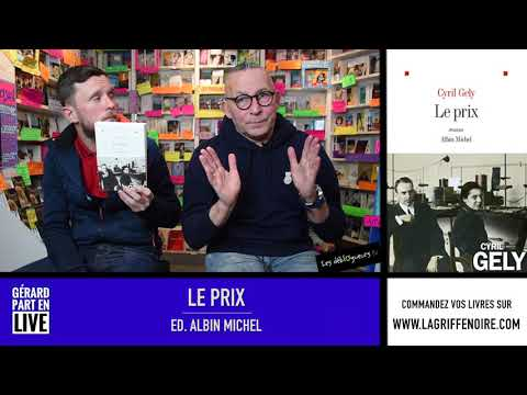 Vidéo de Cyril Gély