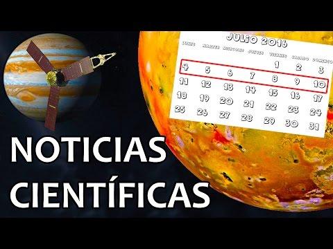 JUNO llega a Júpiter | Noticias 4/7/2016