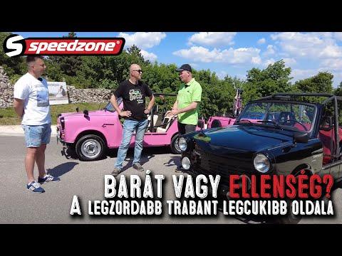 Speedzone vasárnapi Csik: Barát vagy ellenség? A legzordabb Trabant legcukibb oldala
