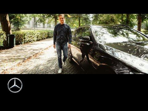 Die erste Fahrt: Matthias Malmedie unterwegs mit der neuen E-Klasse