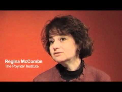 Regina McCombs: Important Skills for Effective Journalism